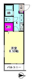 Polaris Haneda 203号室