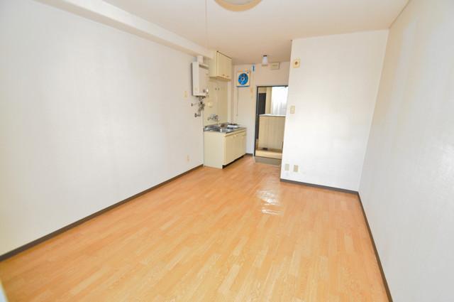 エホールⅢ 明るいお部屋はゆったりとしていて、心地よい空間です