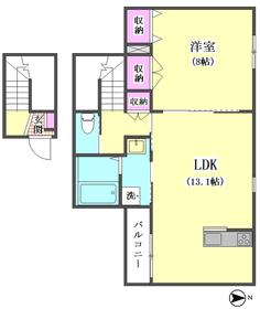 (仮)大森東2丁目メゾン 201号室