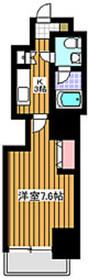 成増駅 徒歩2分10階Fの間取り画像