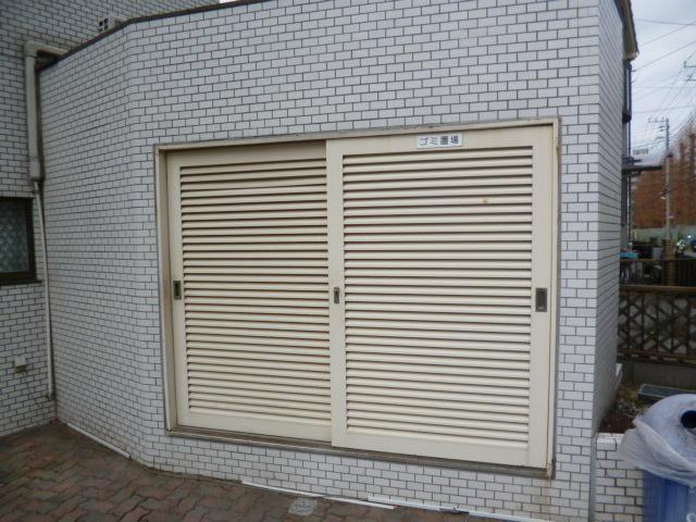 スカイコート西川口第6共用設備
