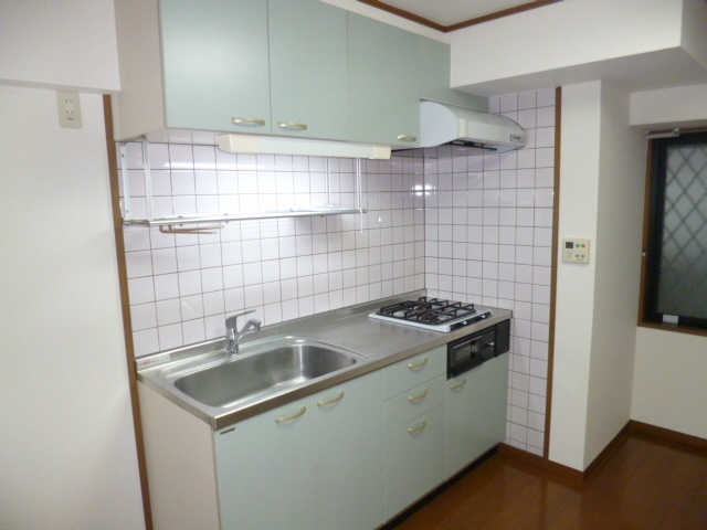 パラッツオ高台キッチン