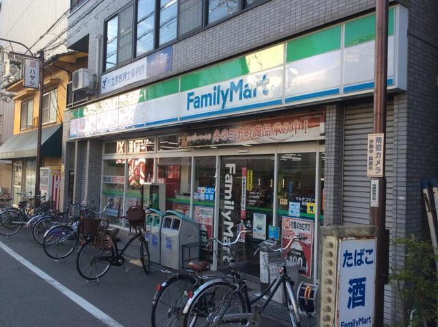 ファミリーマート梅香三丁目店