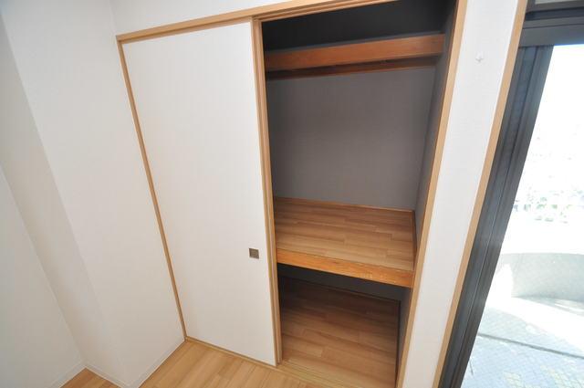ゴッドフィールドⅡ コンパクトながら収納スペースもちゃんとありますよ。