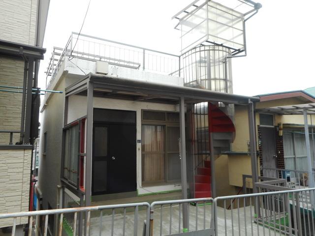 赤塚4-29貸家の外観画像