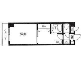 第12笠原ビル2階Fの間取り画像