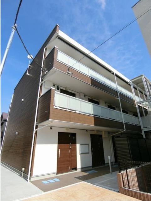 リブリ・シティ川崎の外観画像