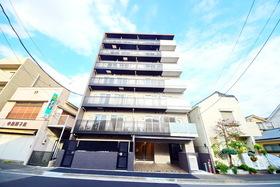 SQUARE CITY HIGASHIHAKURAKU MAXIVの外観