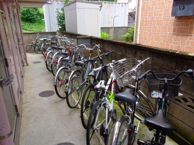 Espoir日吉駐車場