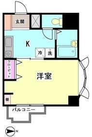 K2ヴィラ 601号室