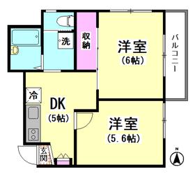 リバービュー羽田 202号室