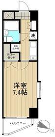 イトーピア百合ヶ丘壱番館2階Fの間取り画像