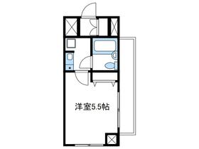 クリオ相武台弐番館1階Fの間取り画像