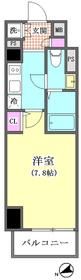 レジデンスイースト大森 202号室