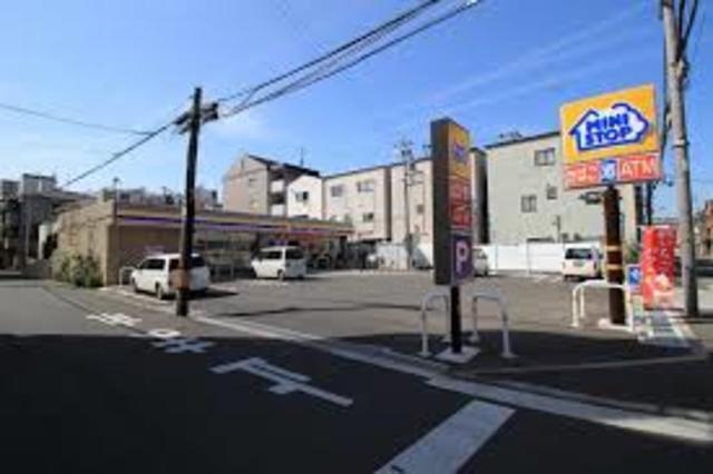 ミニストップ東淀川豊里4丁目店