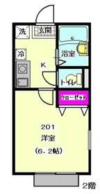 ファベルジュ遠山 201号室