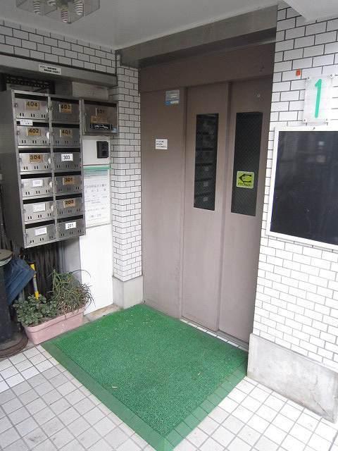 鶴見駅 バス14分「馬場4丁目」徒歩2分共用設備