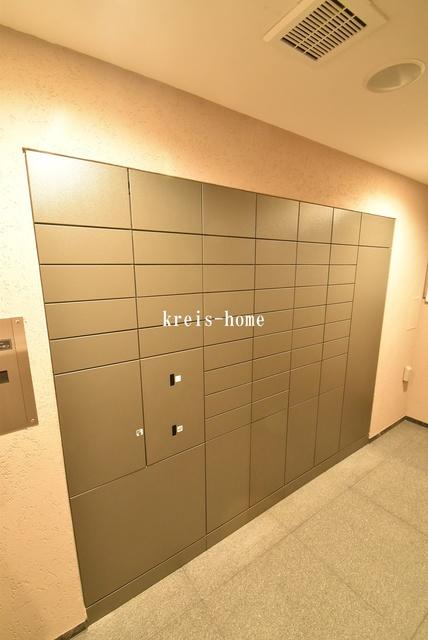 レフィール半蔵門共用設備