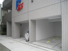 スカイコート武蔵新田駐車場