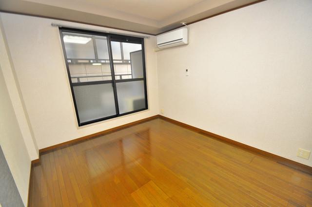CTビュー永和 明るいお部屋は風通しも良く、心地よい気分になります。