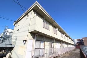 久米川グリーンハイツの外観画像