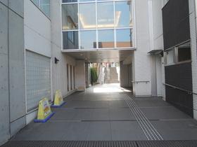 シャレール広尾 2号棟の外観画像