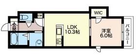 クローバーテラス 203号室