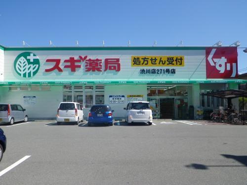 スギ薬局渋川店