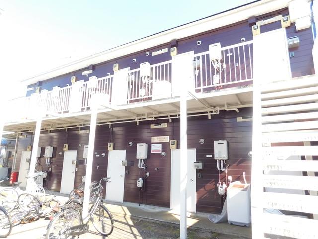 本厚木駅 バス13分「松蓮寺」徒歩5分の外観画像