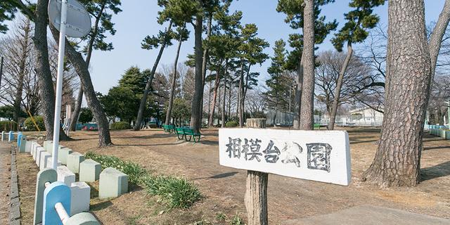 相模台レジデンス[周辺施設]公園