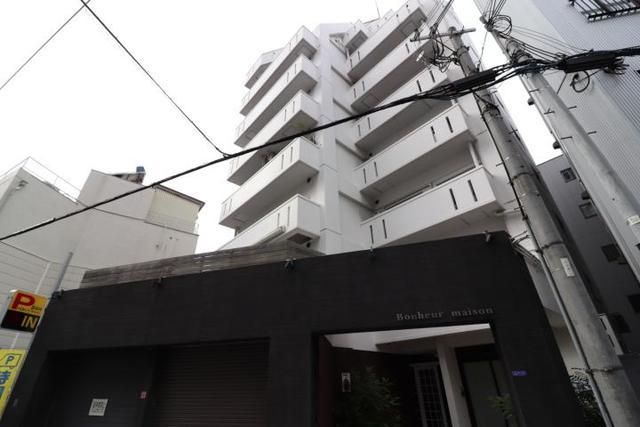 大阪市福島区福島1丁目の賃貸マンション