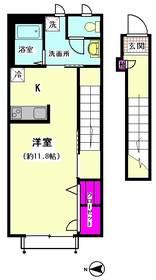 ローズノート山王 202号室