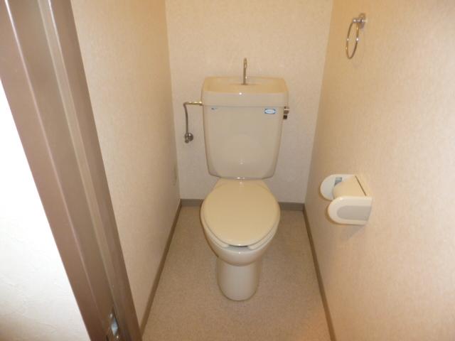 クレスト壱番館トイレ