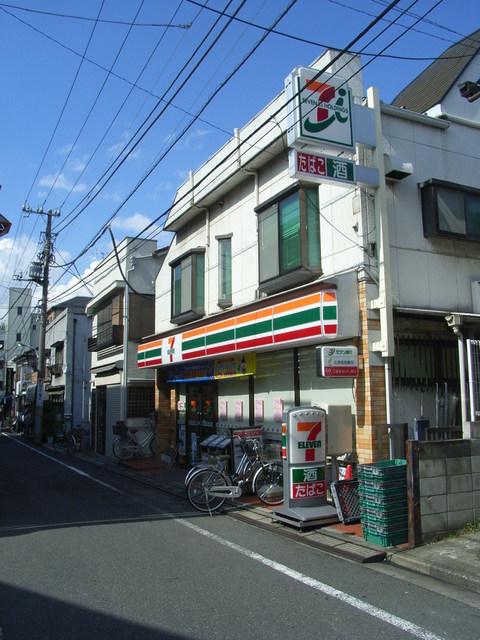 新井薬師前駅 徒歩4分[周辺施設]コンビニ