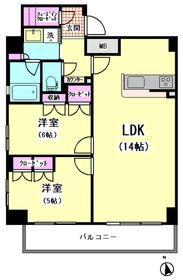 エスティメゾン大井仙台坂 1301号室