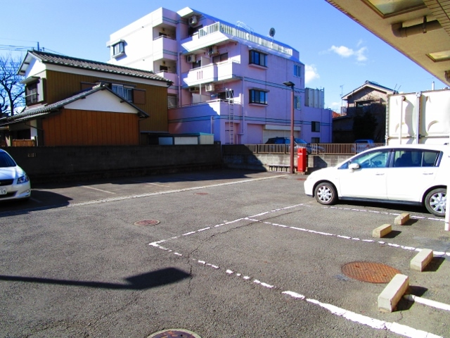 ダイホープラザ橋本II駐車場