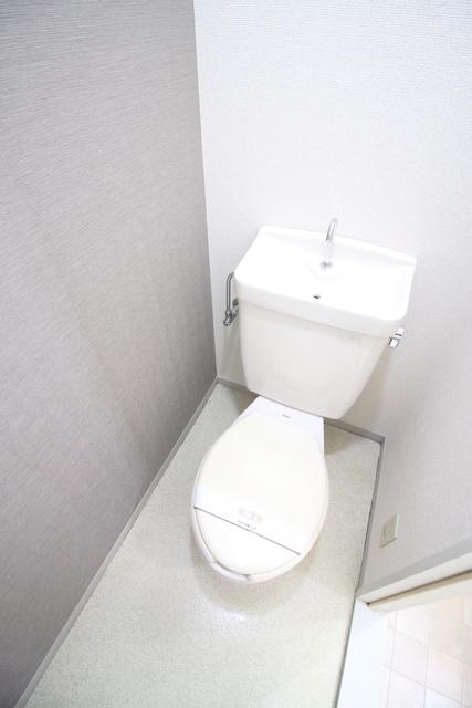 ロイヤルハイム高砂トイレ