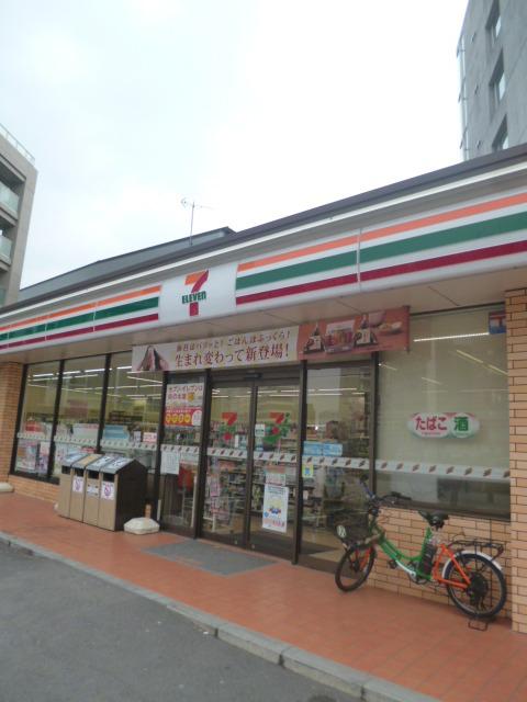 パークアヴェニュー新宿西[周辺施設]コンビニ