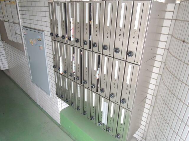 スカイコート金沢文庫共用設備