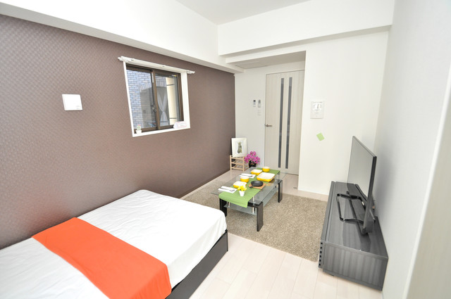 Luxe布施駅前 シンプルな単身さん向きのマンションです。
