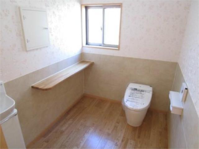 田名貸家トイレ