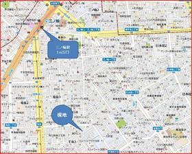 日比谷線「三ノ輪駅」まで徒歩7分