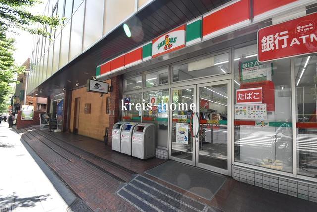 MARQUE神楽坂[周辺施設]コンビニ