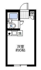 エムエフプラザ4階Fの間取り画像