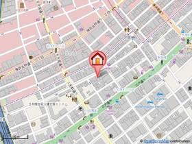 メインステージ日本橋小伝馬町案内図