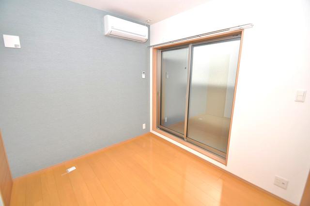 F maison MARE(エフメゾンマーレ) 窓があるので風通しが良く、快適な睡眠がとれそうですね。