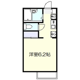 マ・メゾン2階Fの間取り画像