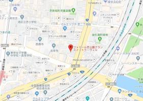 浜松町駅 徒歩13分案内図