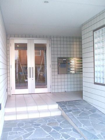 西新宿 SG COURTエントランス