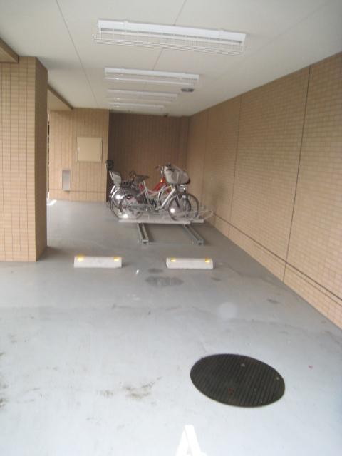 スカイコート池上壱番館駐車場